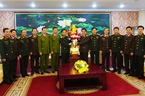 Lãnh đạo hai đơn vị vui mừng, tin tưởng trong thời gian tới sự phối hợp, hiệp đồng tác chiến giữa CATP Hà Nội và Bộ Tư lệnh Thủ đô sẽ ngày càng bền chặt, hiệu quả, góp phần đảm bảo tuyệt đối ANCT, TTATXH trên địa bàn Thủ đô
