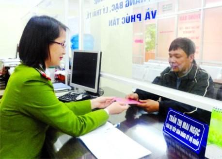 Lĩnh vực cải cách thủ tục hành chính phục vụ nhân dân được CAQ Hoàn Kiếm triển khai mạnh mẽ trong năm 2016