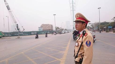 Tổng kiểm tra, xử phạt phương tiện vi phạm làn đường xe buýt BRT ảnh 5