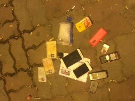 Ma túy đá và nhiều tang vật có liên quan bị 141 phát hiện thu giữ