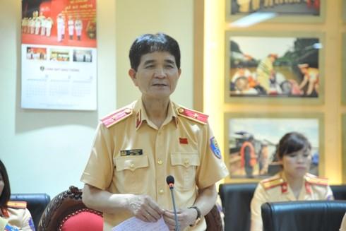 Thiếu tướng Trần Sơn Hà, Cục trưởng Cục CSGT trân trọng cảm ơn sự đồng hành, giúp đỡ, hỗ trợ của Báo chí CAND trong công tác tuyên truyền các hoạt động của lực lượng CSGT toàn quốc, đồng thời mong muốn trong thời gian tới tiếp tục có sự trợ, đóng góp nhiều hơn nữa