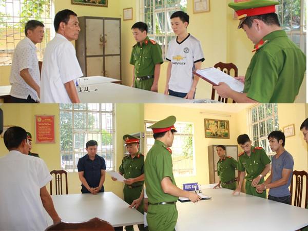Cơ quan CSĐT CAT Hòa Bình đã khởi tố bị can, bắt giam 3 đối tượng gây ra cái chết của 8 bệnh nhân chạy thận ở Bệnh viện Đa khoa tỉnh Hòa Bình