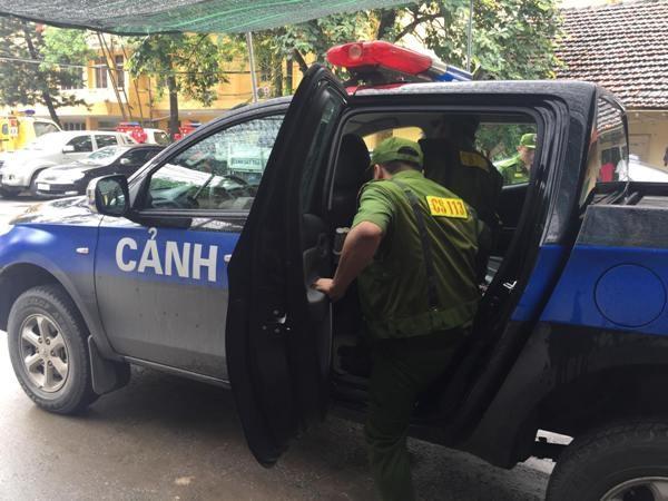 Lực lượng CS113 là một trong nhiều đơn vị tham gia giải tán, xử lý, bắt giữ các đối tượng
