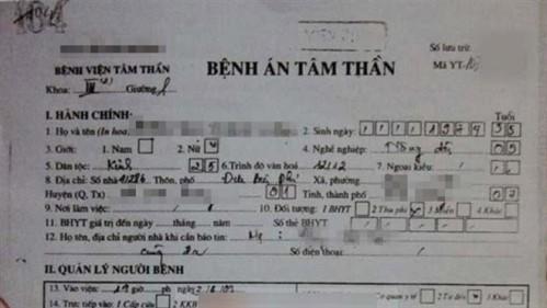 Hàng chục hồ sơ bệnh án tâm thần được làm giả đã bị CATP Hà Nội phát hiện, thu giữ