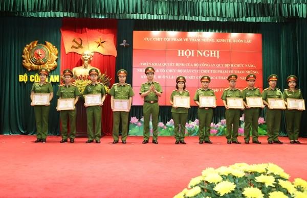 Thiếu tướng Nguyễn Duy Ngọc, Cục trưởng Cục
