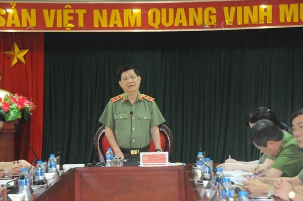 Trung tướng, Thứ trưởng Nguyễn Văn Sơn khẳng định những đóng góp quan trọng của báo chí trong đó có báo chí CAND đối với sự phát triển lớn mạnh của CAND