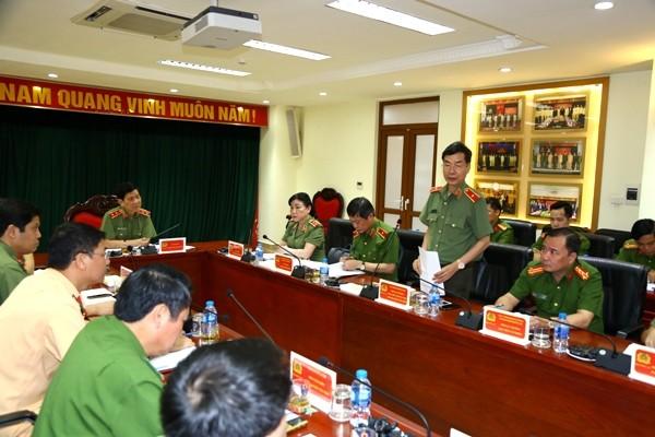 Thiếu tướng Phạm Văn Miên, Tổng Biên tập Báo CAND cho rằng các đơn vị cần nhanh chóng cung cấp thông tin cho các cơ quan báo chí nhằm định hướng dư luận