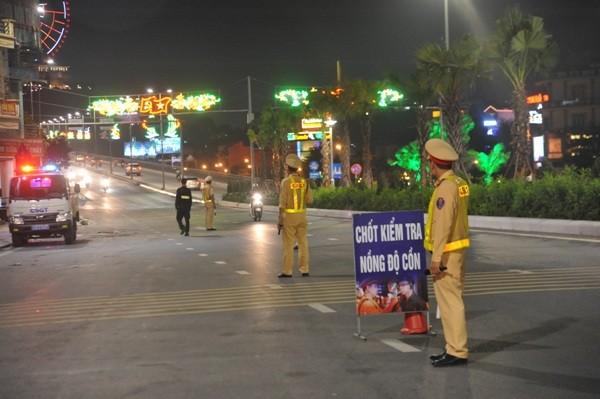 Lực lượng CSGT toàn quốc tăng cường kiểm tra xử lý vi phạm