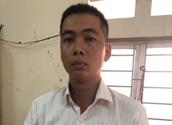 Đối tượng Tuấn giả mạo là lãnh đạo một đơn vị của CATP Hà Nội để xin cho bạn vi phạm Luật Giao thông