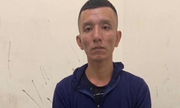 Đối tượng Quân bị CAP Yên Hòa bắt giữ