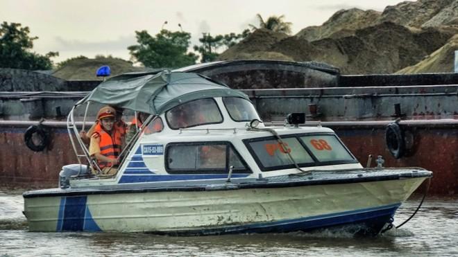 Lực lượng CSGT đường thủy tăng cường tập huấn, tuần tra đảm bảo ATGT