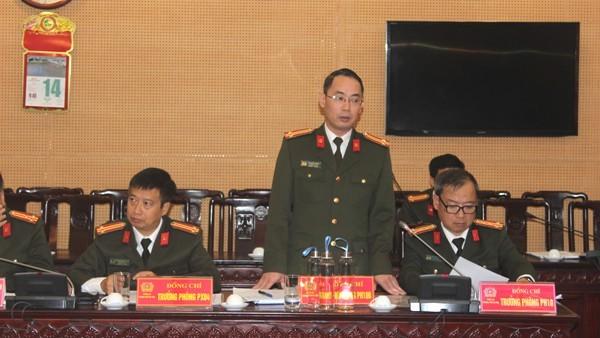 Đại diện chỉ huy các đơn vị đã cùng nhau thảo luận, đánh giá về phương hướng hoạt động trong năm 2020