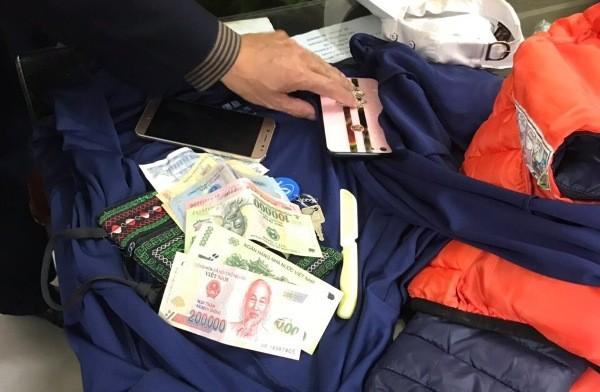 Một số tài sản đối tượng trộm cắp được của người dân
