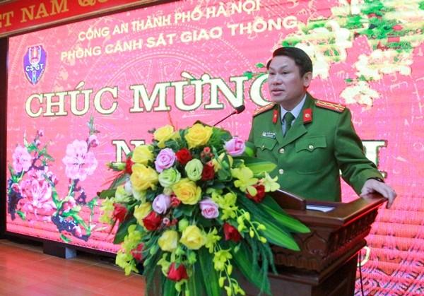Đại tá Nguyễn Văn Viện, Phó Giám đốc CATP Hà Nội khẳng định, ngoài lực lượng CSGT, CATP Hà Nội tiếp tục huy động hiệu quả các đơn vị khác đảm bảo ATGT trong năm 2020