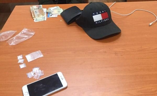 Một số tang vật của đối tượng bị CSGT phát hiện, thu giữ