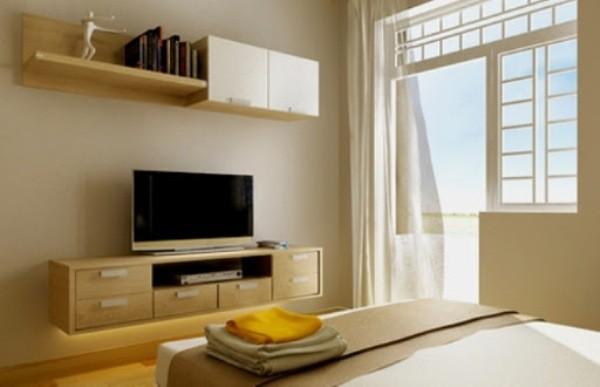 Các đối tượng thường lắp camera giấu kín ở ti vi chiếu thẳng vào giường ngủ trong phòng khách sạn nhằm thu những hình ảnh quan hệ của các cặp đôi để cưỡng đoạt tài sản
