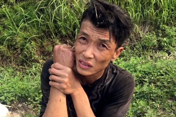 Đối tượng Đinh Khánh Ngọc bị cơ quan Công an bắt giữ