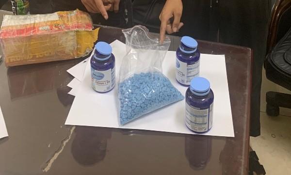 Hàng chục nghìn viên ma túy tổng hợp bị thu giữ