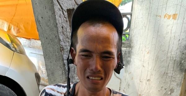 Đối tượng Nguyễn Tiến Minh khóc mếu khi bị 141 phát hiện ra ma túy