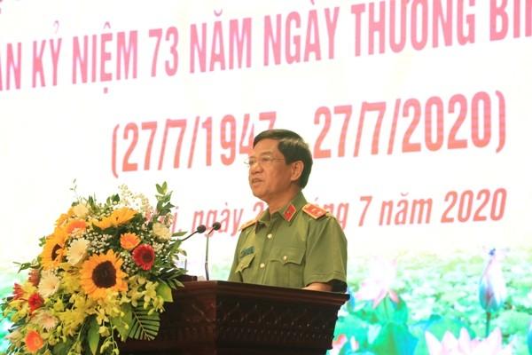 Giám đốc CATP Hà Nội chỉ đạo các đơn vị trong CATP tiếp tục triển khai nhiều hoạt động thăm hỏi, tri ân, có ý nghĩa, thiết thực trong công tác đền ơn đáp nghĩa