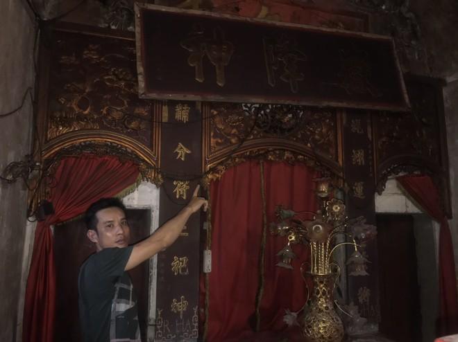 """Đối tượng Nuyễn Văn Huy có thâm niên về trộm cắp cổ vật, sau khi ra tù lại """"ngựa quen đường cũ"""""""