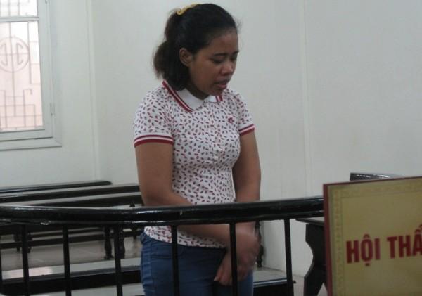 Cô gái người Indonesia phạm tội vận chuyển ma túy tại tòa