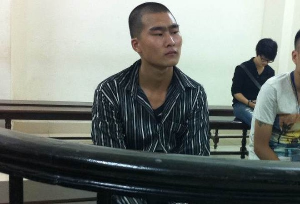 """Tên trộm """"kỳ quái"""" Nguyễn Đức Hải tại phiên tòa phúc thẩm"""