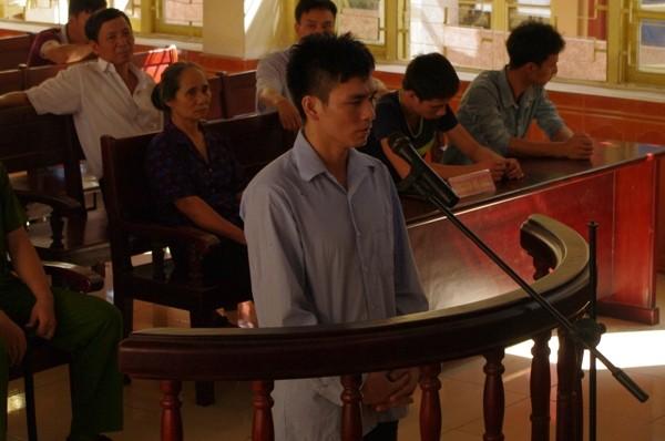 Bị cáo Lý Nguyễn Chung tỏ rõ sự ăn năn, hối hận và nói lời xin lỗi gia đình bị hại