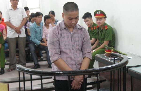 Chưa đủ 18 tuổi nhưng Nguyễn Lâm Đại đã gây án hết sức tàn bạo