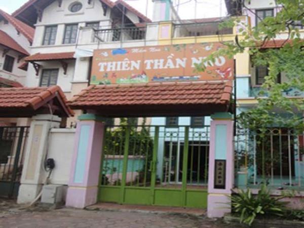 Lớp mầm non Thiên Thần Nhỏ tại khu đô thị Việt Hưng hiện không còn hoạt động