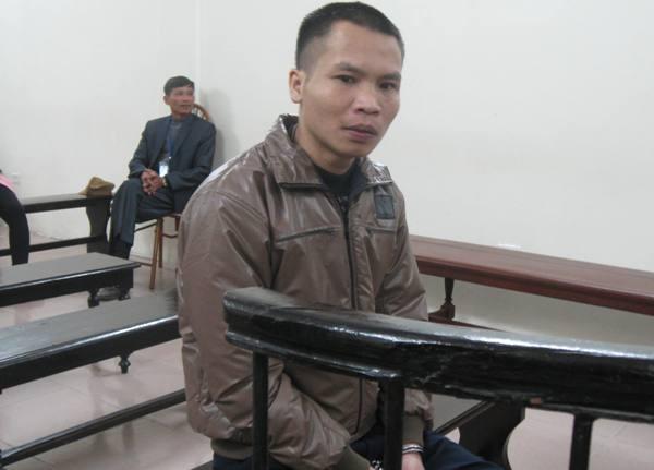 Đối tượng giết bạn gái hút chết - Nguyễn Văn Đoàn tại phiên tòa