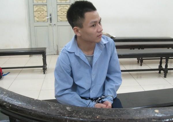 Gương mặt hiền lành, thư sinh, song Nông Văn Mạnh lại thực hiện tội phạm rất dã man