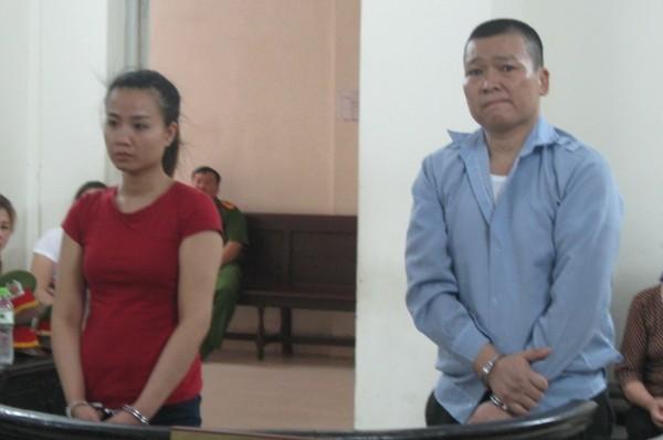 Phạm Văn Vinh cùng đồng phạm tại tiên tòa