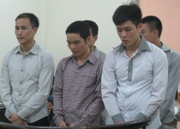 Ổ nhóm bắt giữ, đánh đập người đòi nợ bị đưa ra xét xử tại phiên tòa phúc thẩm