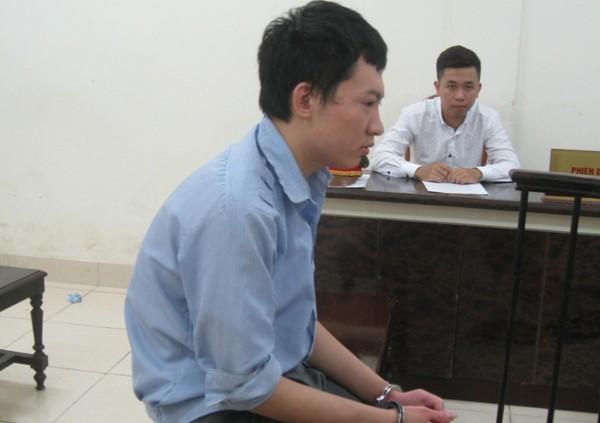 Zhang Ze Ming tại phiên tòa