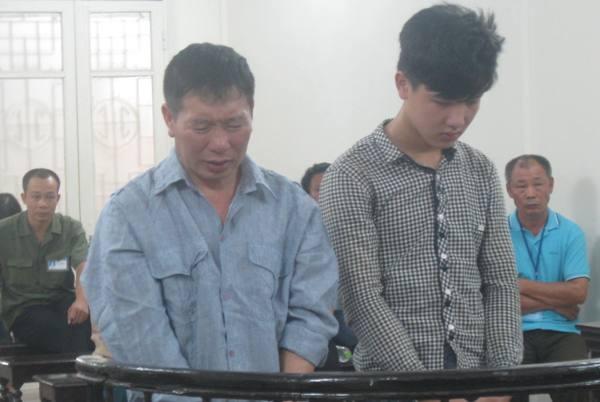Trước tòa, Đào Văn Mừng liên tục mếu máo và nói không ngờ hậu quả lại nghiêm trọng