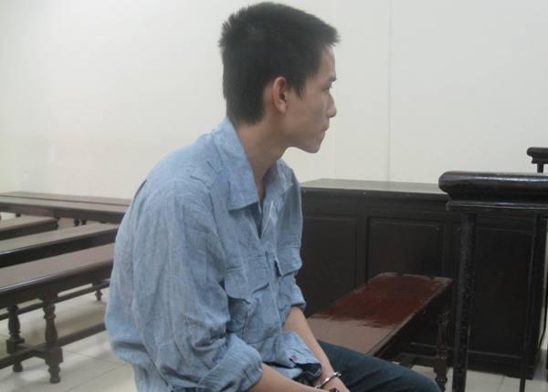 Cao Văn Giáp tại phiên tòa phúc thẩm