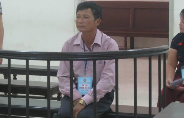 Phạm Văn Lập tại tòa