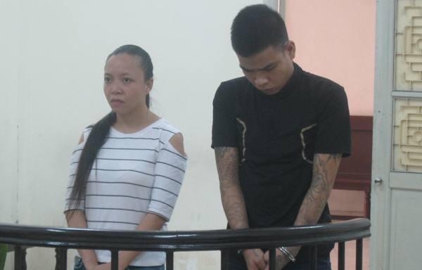 Cặp đôi phạm tội bị đưa ra xét xử phúc thẩm