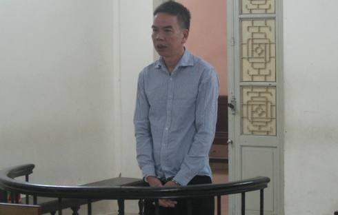 Lưu Quốc Chiến (tức Chiến Síu) bị đưa ra tòa xét xử