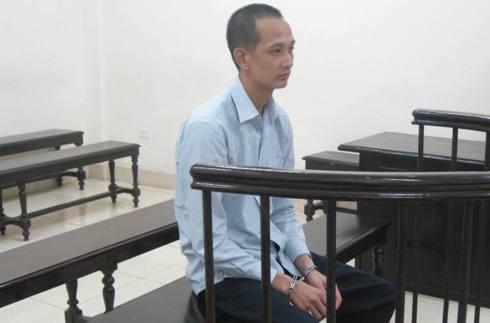 Vũ Văn Khắc tại phiên tòa phúc thẩm