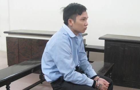 Nguyễn Văn Hải tại phiên tòa