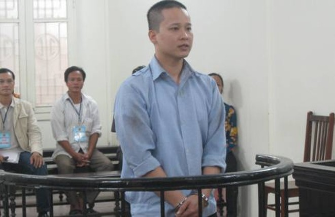 Bùi Quốc Tuấn tại phiên tòa phúc thẩm