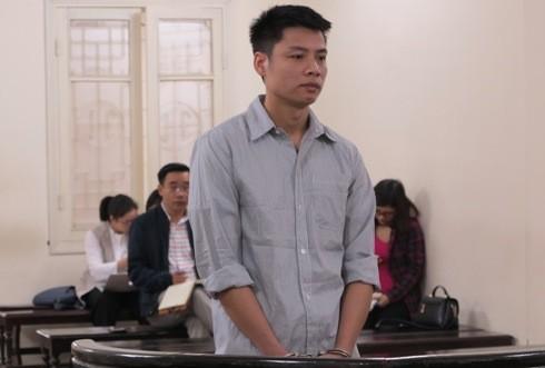 Phan Mạnh Thường tại phiên tòa phúc thẩm