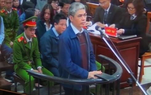 Nguyễn Xuân Sơn - cựu TGĐ OceanBank cũng gây sự chú ý đặc biệt của dư luận xã hội.