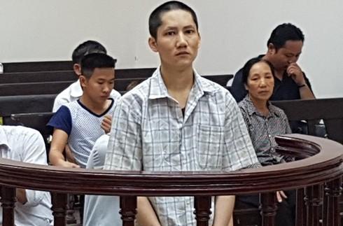 Nguyễn Duy Tam tại phiên tòa phúc thẩm