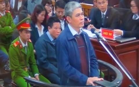 Tại phiên tòa lần trước, Nguyễn Xuân Sơn từng nói không hiểu vì sao lại bị truy tố