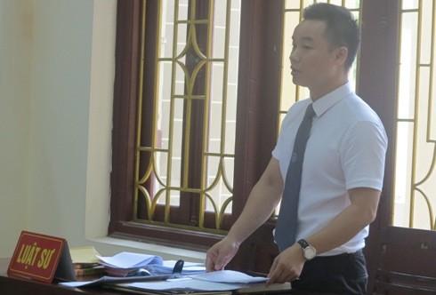 Trước tòa, luật sư Giang Hồng Thanh chỉ ra hàng loạt vấn đề về định giá tài sản