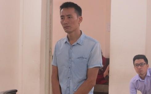 Giám đốc chi nhánh doanh nghiệp - Nguyễn Văn Hiệp tại phiên tòa