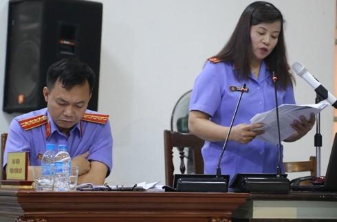 VKS luận tội 51 bị cáo, đồng thời đề nghị HĐXX xem xét, xử lý cá nhân liên quan